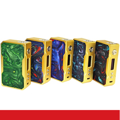 VOOPOO DRAG GOLD EDITION 157W