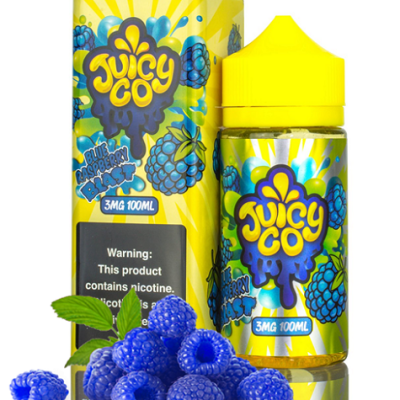 BLUE RASPBERRY BLAST 100ml