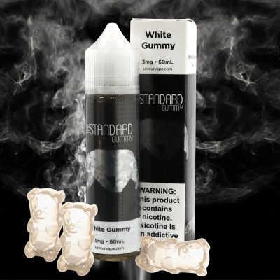 THE STANDARD VAPE WHITE 60ml