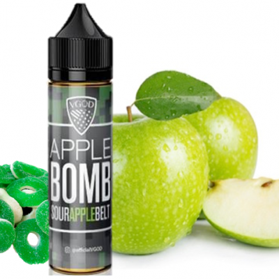APPLE BOMB 60ML