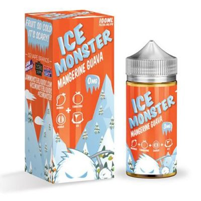 MANGERINE GUAVA ICE 100ml