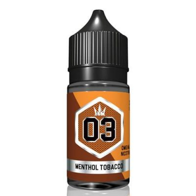 MENTOL TOBACCO 30ml