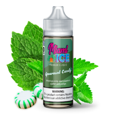 SPEARMINT CANDY 120ml