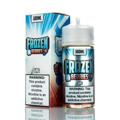 FROZEN BERRIES 100ML