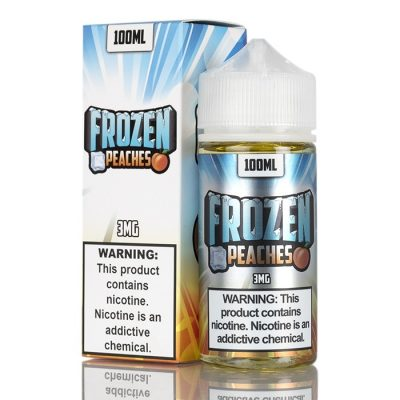 FROZEN PEACHES 100ML